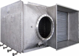 Air To Water Heat Pipe Heat Exchanger